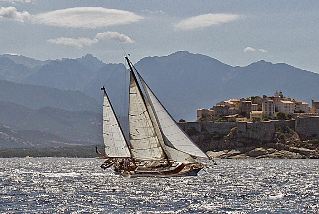 Corsica Classics Regatta review by Robin Kenyon