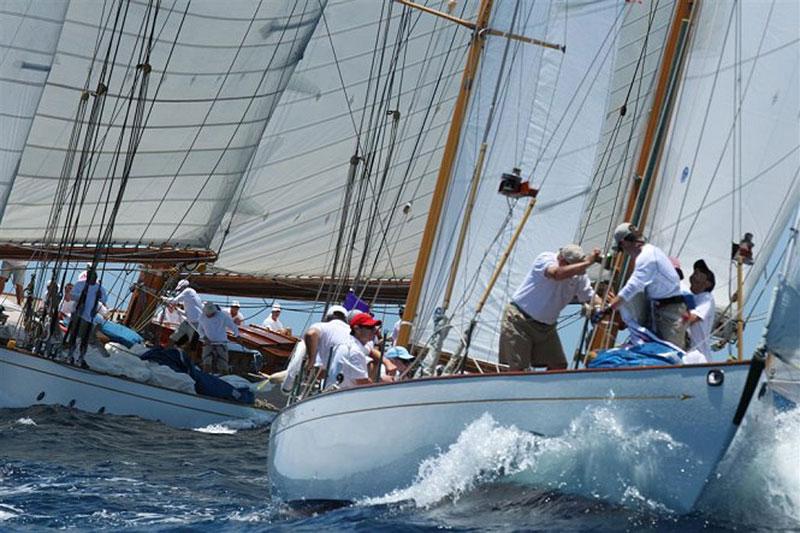 Classic Yacht Regattas 2014