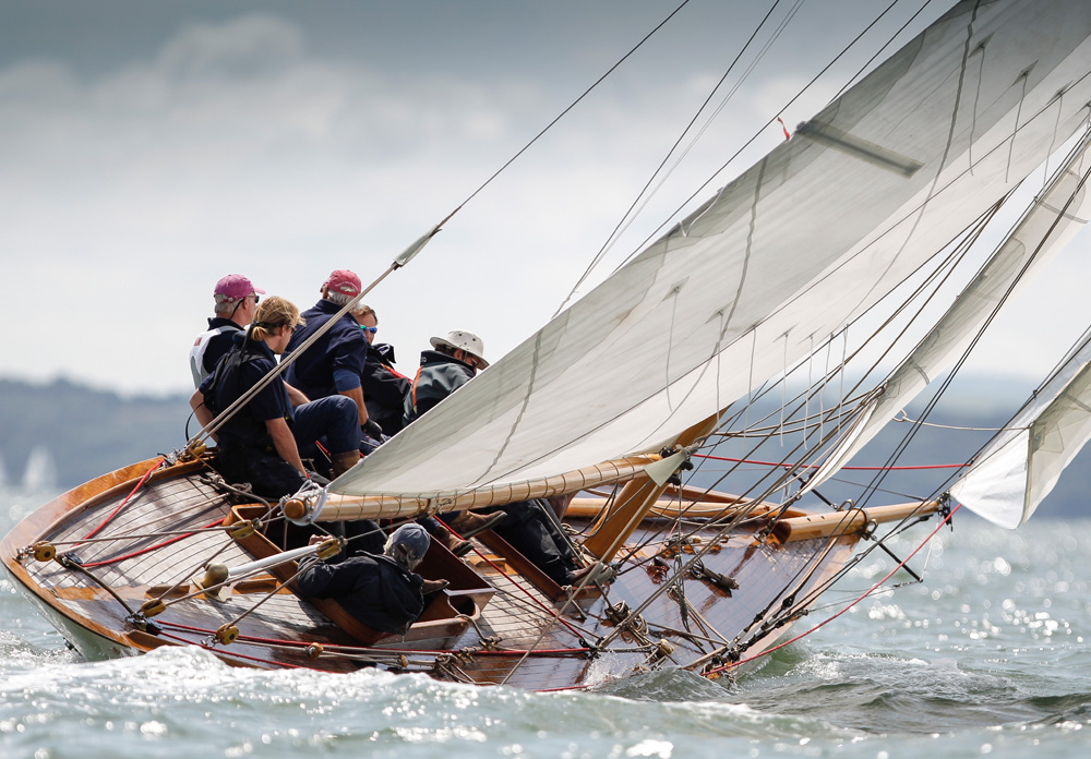 8-Metre - Classic Yacht Info