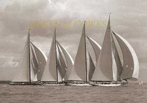 The fleet in 1934