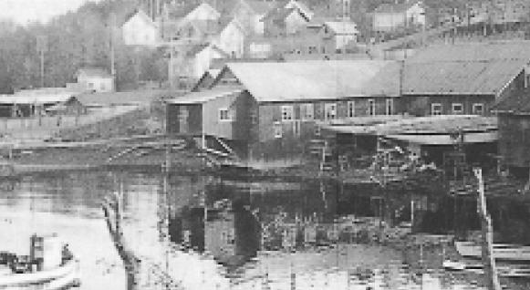 Anker & Jensen shipyard