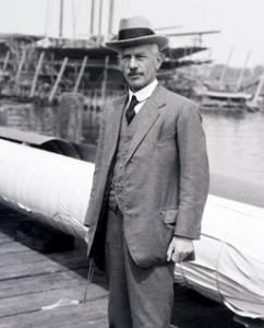 Charles E Nicholson
