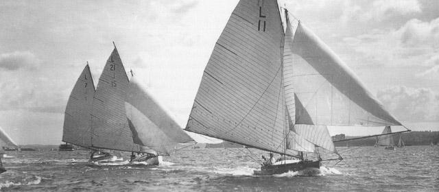 L Class Mullet Boat
