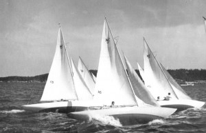 A 1934 design, The Luders 16