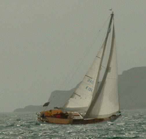 Malouine off SW Mull