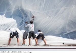 A Classic Mirabaud Yacht Racing Image