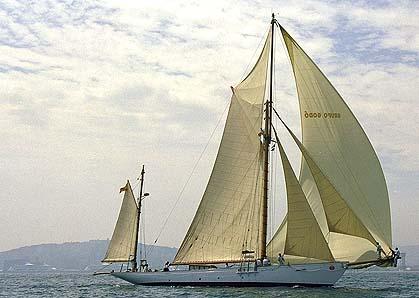 Gaff Yawl - Classic Yacht Info