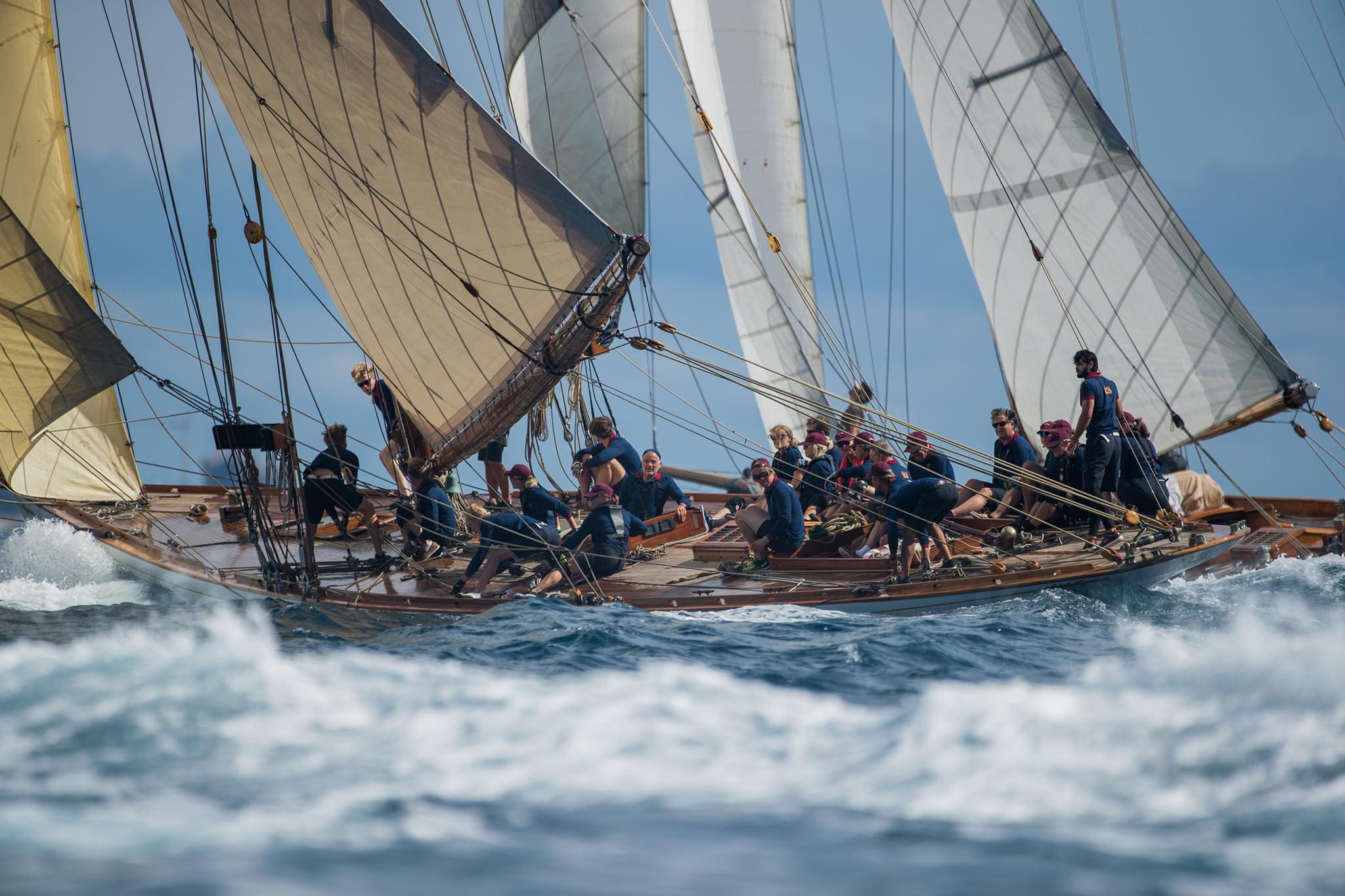 Classic Yacht Regattas 2021