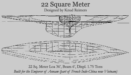 knud reimers 22 square meter design