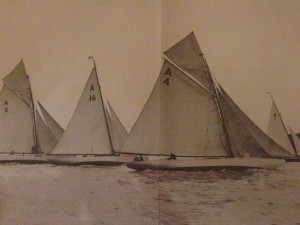 Iorangi(A4), Little Jim(A16), Waitangi(A6) and Altair(B7)
