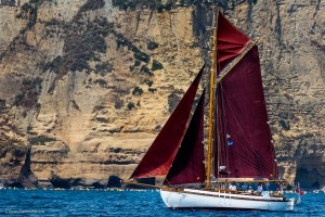 Panerai Classic Yacht Challenge  2014 Vele d' Epoca Napoli 2014