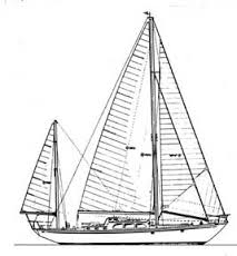 Bermudan Yawl