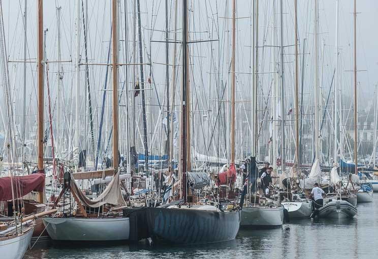 2015 Classic Yacht Regattas - 8 metres