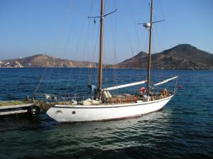 Silver Streak hull