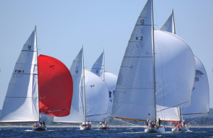 Images from the The Robbe & Berking 12mR Open European Championship