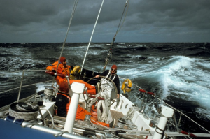 King's Legend - Classic Yacht Info