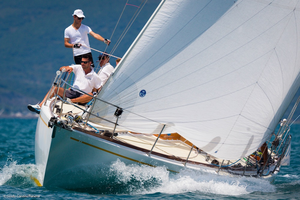 Panerai Classic Yacht Challenge 2015Argentario Sailing Week 2015Ph: Guido Cantini /Sea&See.com