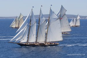 An epic turnout for SCHOONER DAY