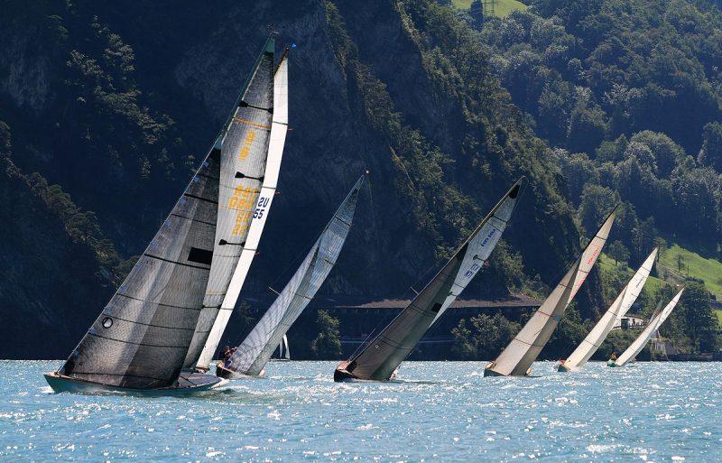 6-Metre Europeans, 2016 - Classic Yacht regattas