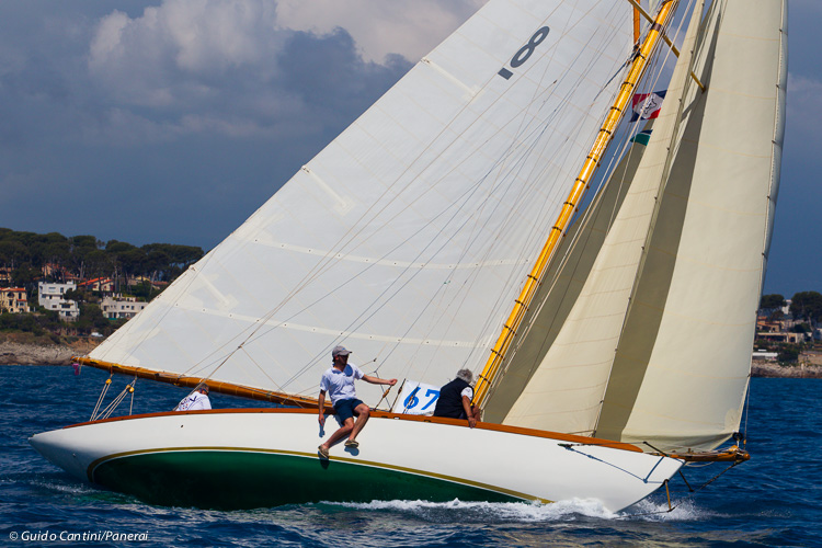 Les Voiles D'Antibes, 2016 - Guido Cantini/Panerai