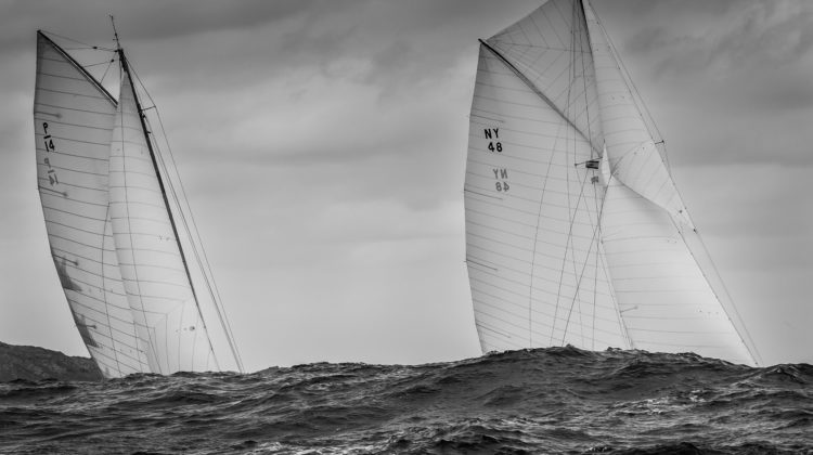 Mahon amongst the Waves…