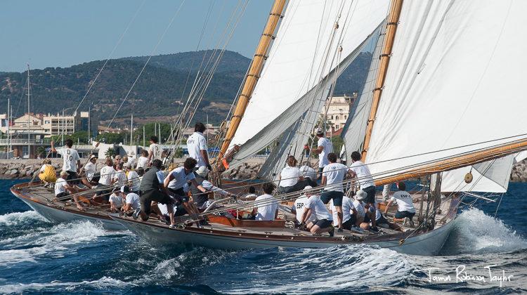 Classic Yacht Regattas 2018
