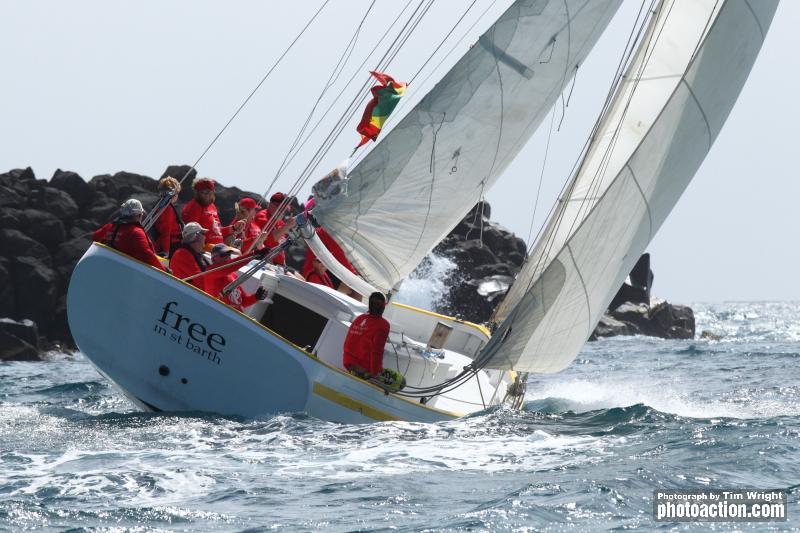 Spiced Up at Grenada Sailing Week