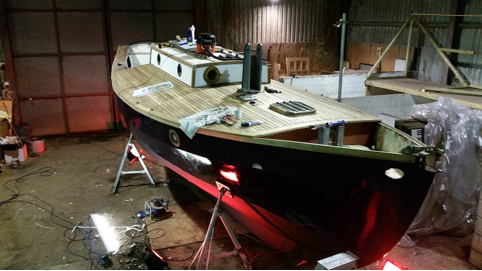 Confessions of a serial classic boat owner