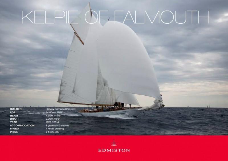 Kelpie of Falmouth